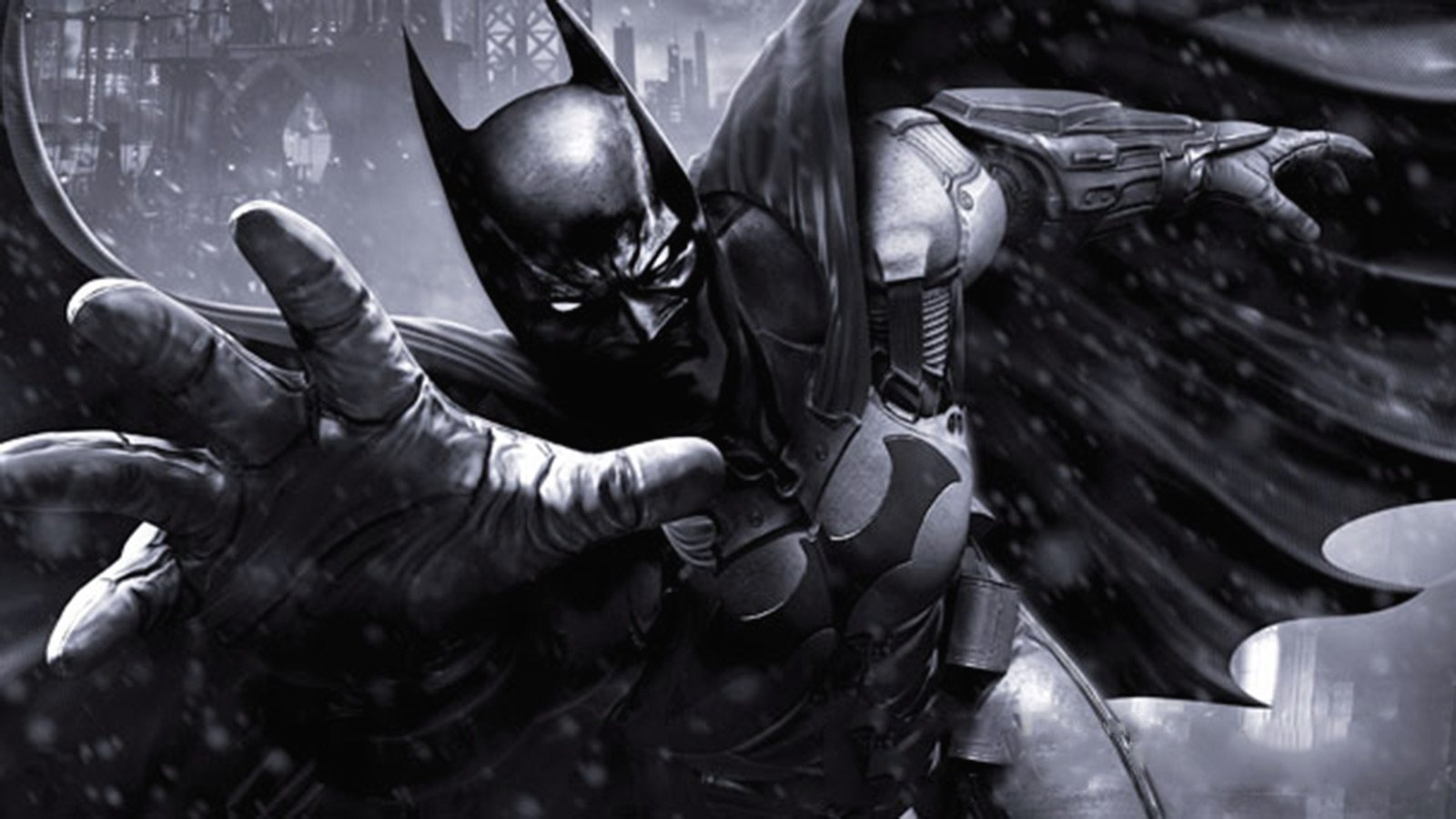 Batman Arkham Origins Wallpaper Download 1600x900