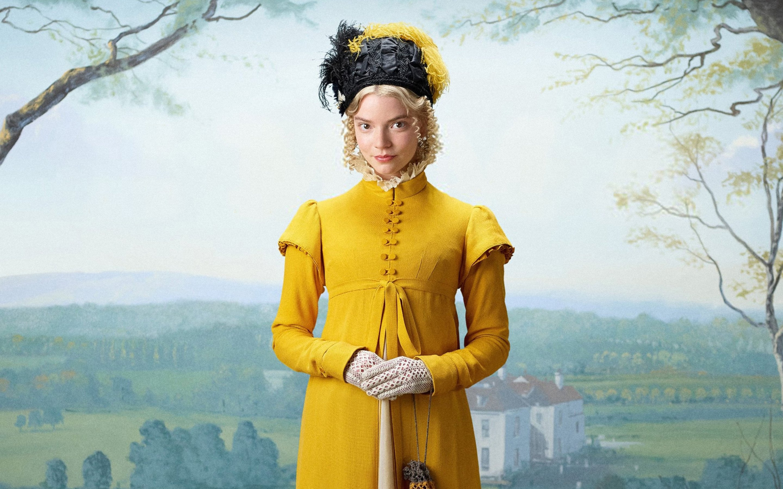 2880x1800 Emma 2020 Movie Macbook Pro Retina Wallpaper HD Movies 2880x1800