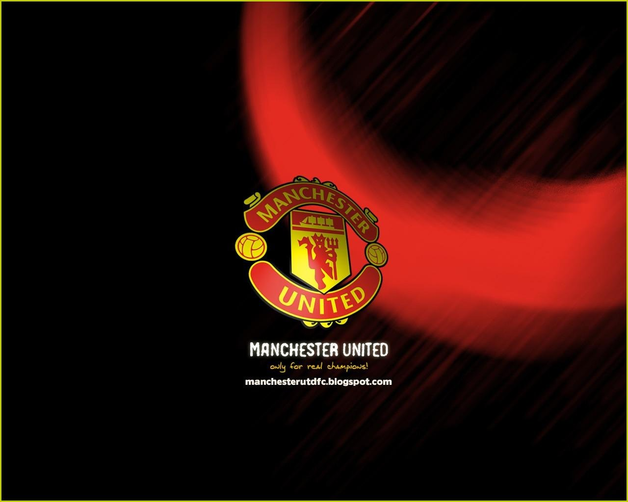 Manchester United Logo Vector Free Download