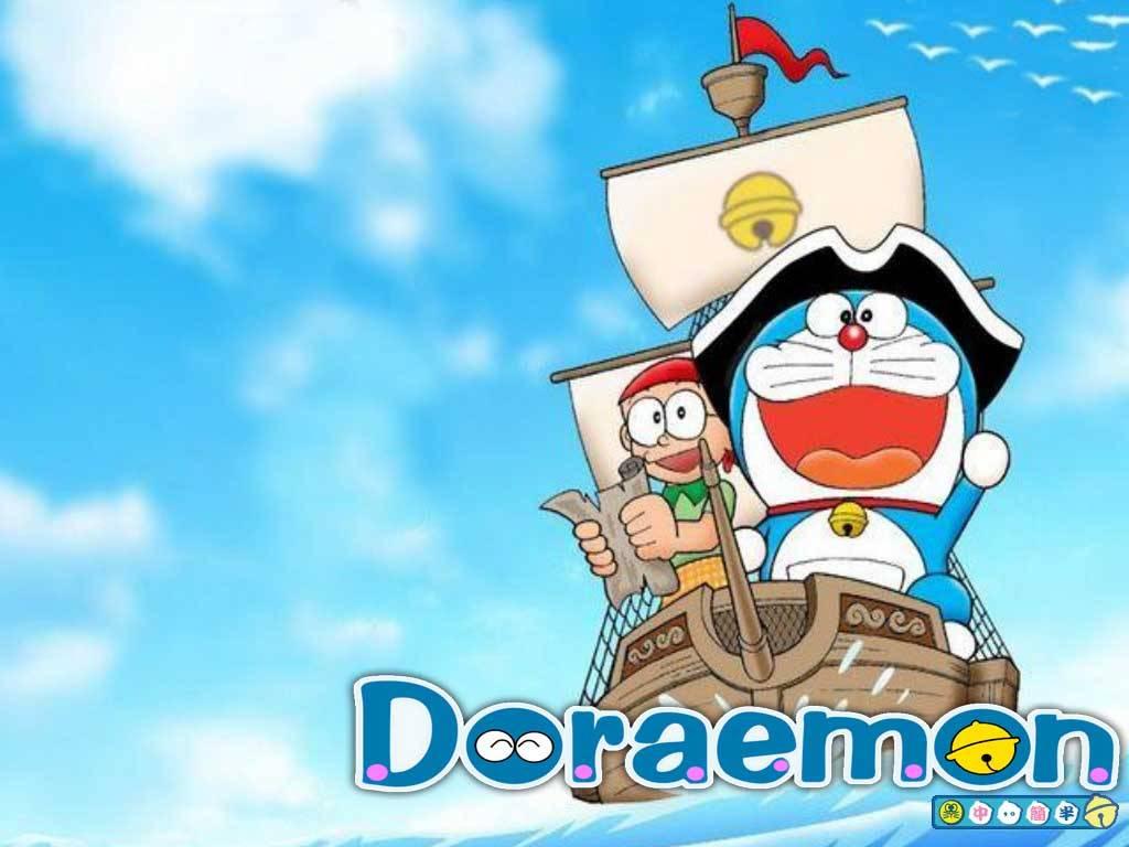Doraemon 3D Wallpapers 2015 1024x768