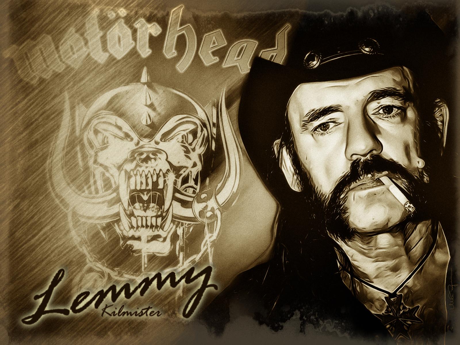 Lemmy Kilmister Rock Music Motorhead Wallpaper Hd: WallpaperSafari