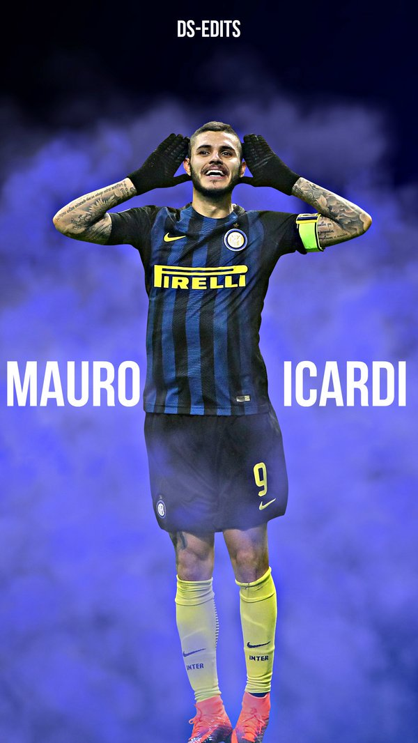 Paul on Twitter FC Internazionale Milano Wallpapers  Mauro 600x1066