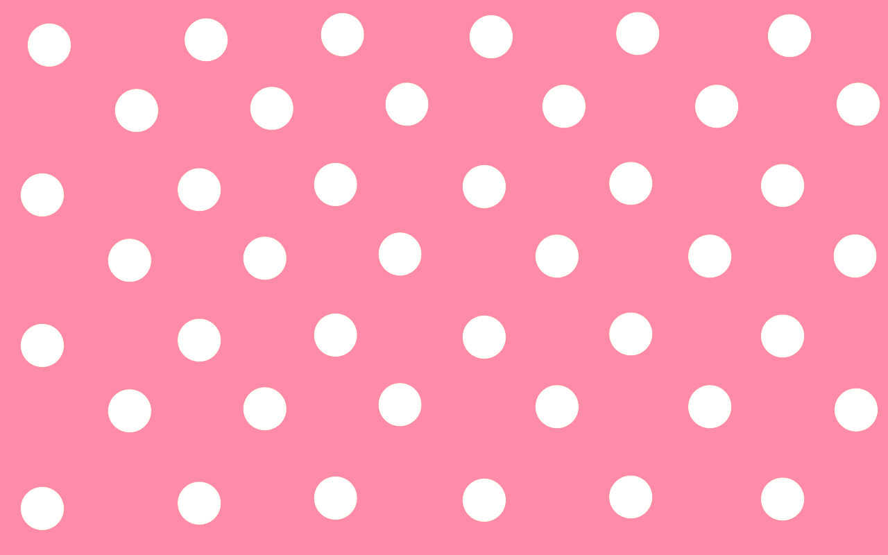 Search Results for Pink Polka Dot Wallpaper 1280x800