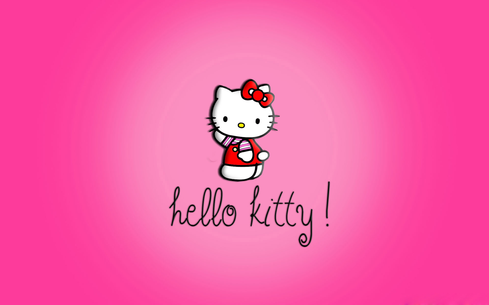 Hello Kitty Wallpaper HD 1920x1200