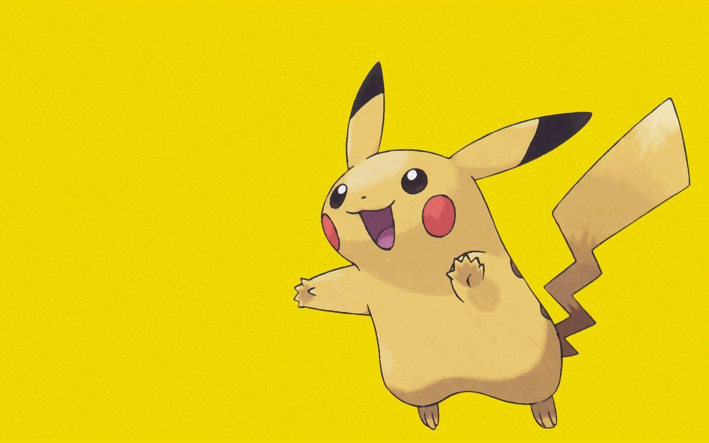 Pokemon Wallpapers Pikachu 1440x900