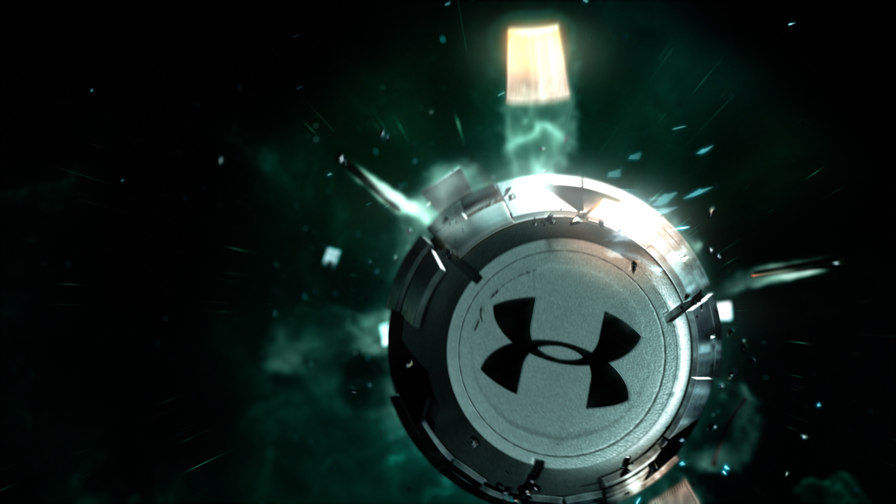 Under Armour the splash wallpapers and images   wallpapers pictures 3000x1688