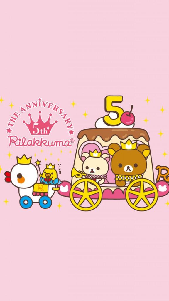 Rilakkuma Iphone Wallpaper Hd Download This For Free In