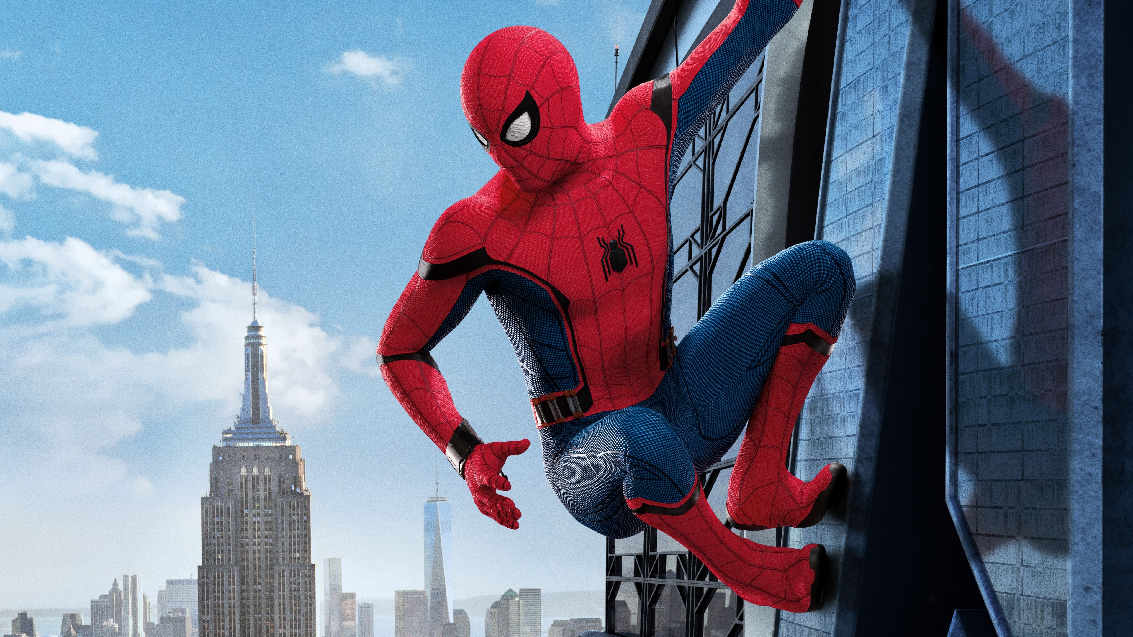 Spiderman Wallpaper on newwallpaperdownloadcom 3840x2160