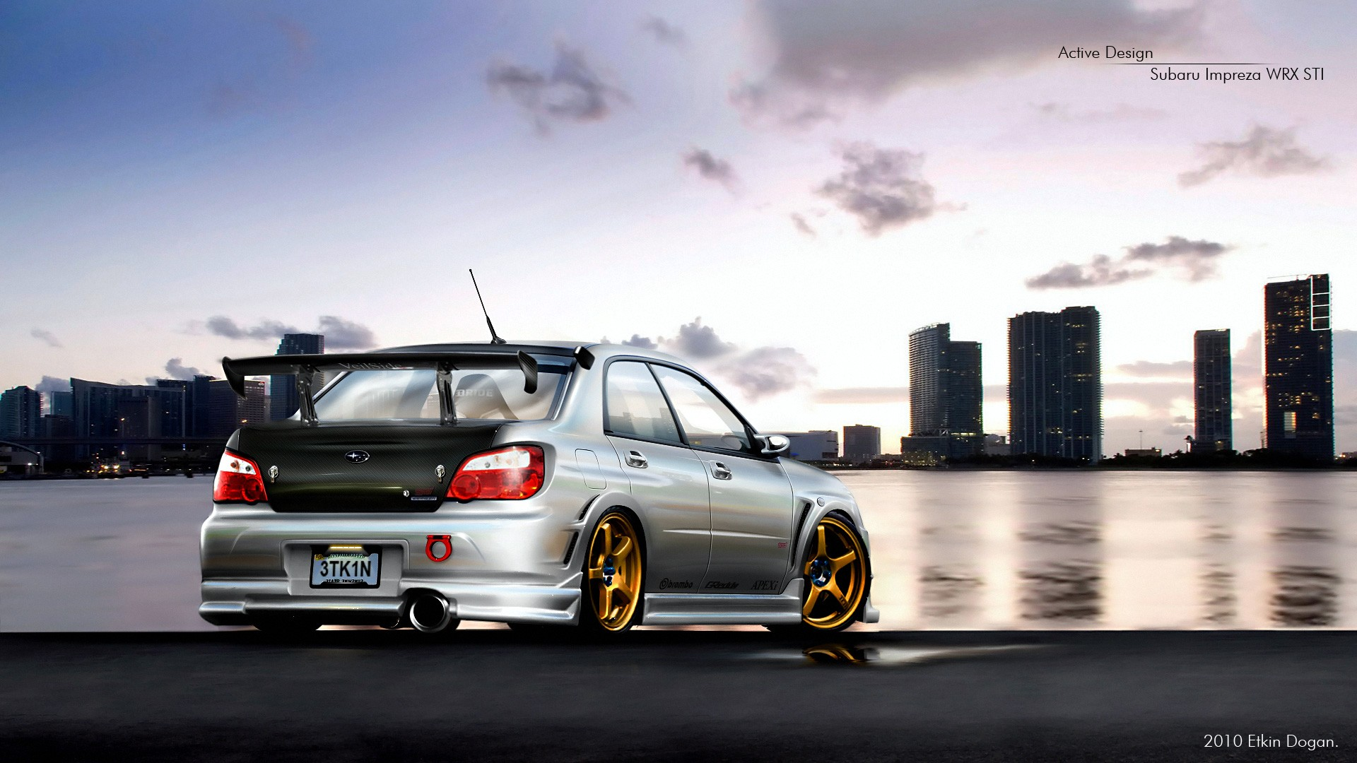 subaru wrx sti wallpaper wallpapersafari. Black Bedroom Furniture Sets. Home Design Ideas