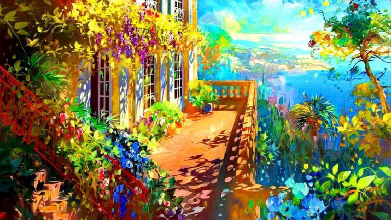 Beautiful sunny day wallpaper wallpapersafari - Sunny name wallpaper ...
