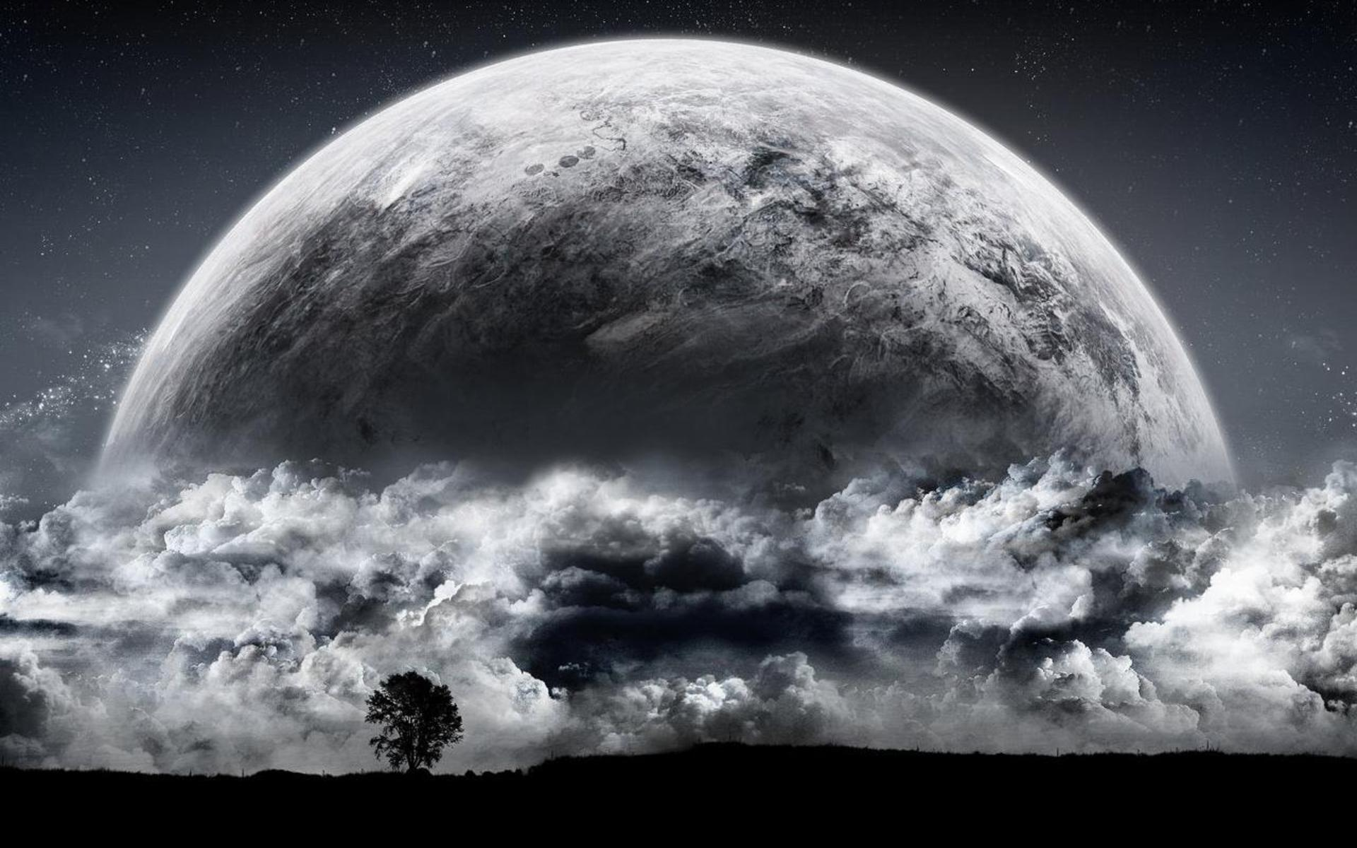 Moon Wallpaper 10 1920x1200