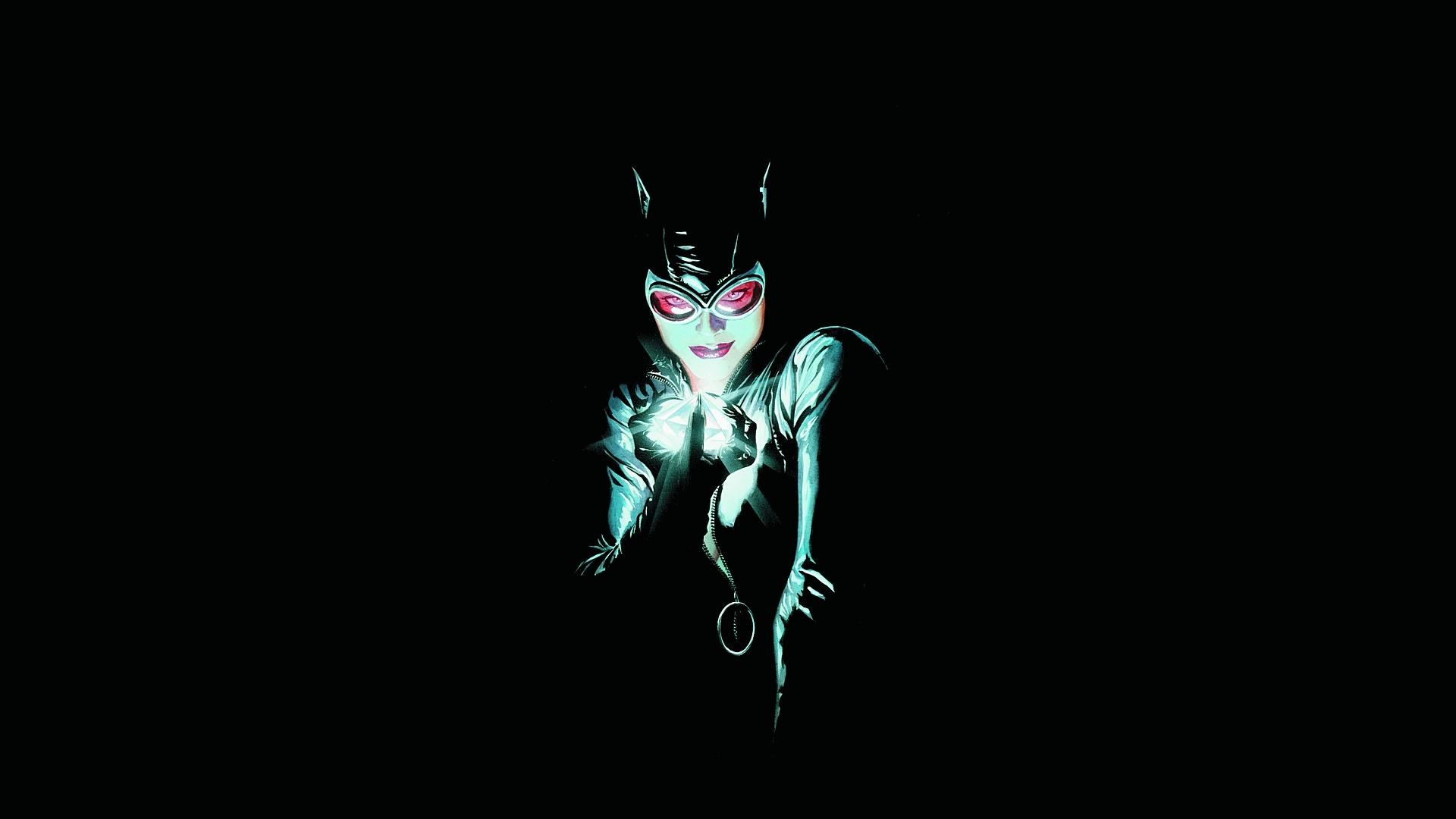 Comics   Catwoman Wallpaper 1920x1080