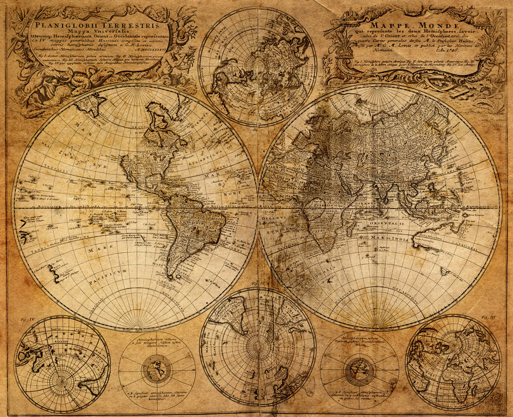 of Extraordinarily Accurate Medieval Maps DiscoverMagazinecom 1000x813