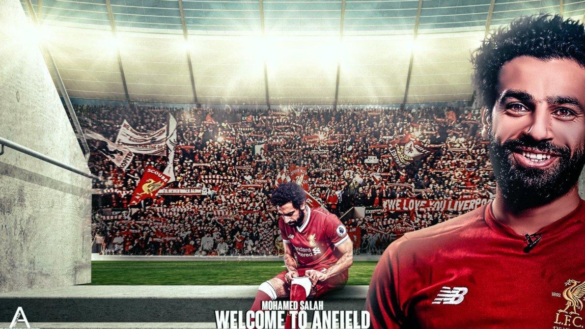 Mohamed Salah Liverpool Wallpapers