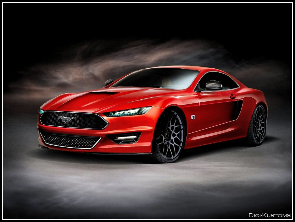 The 2015 Mustang will make its debut in 2014 at the NY Auto Show for 1024x773
