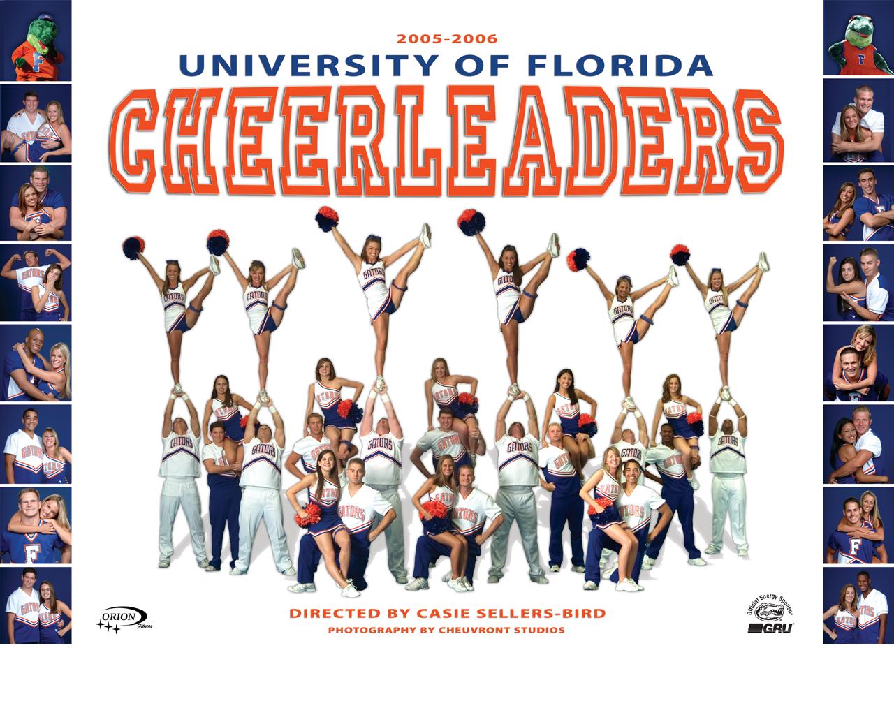 cheerleaders washington university florida cheerleading wallpaper 1280x1024