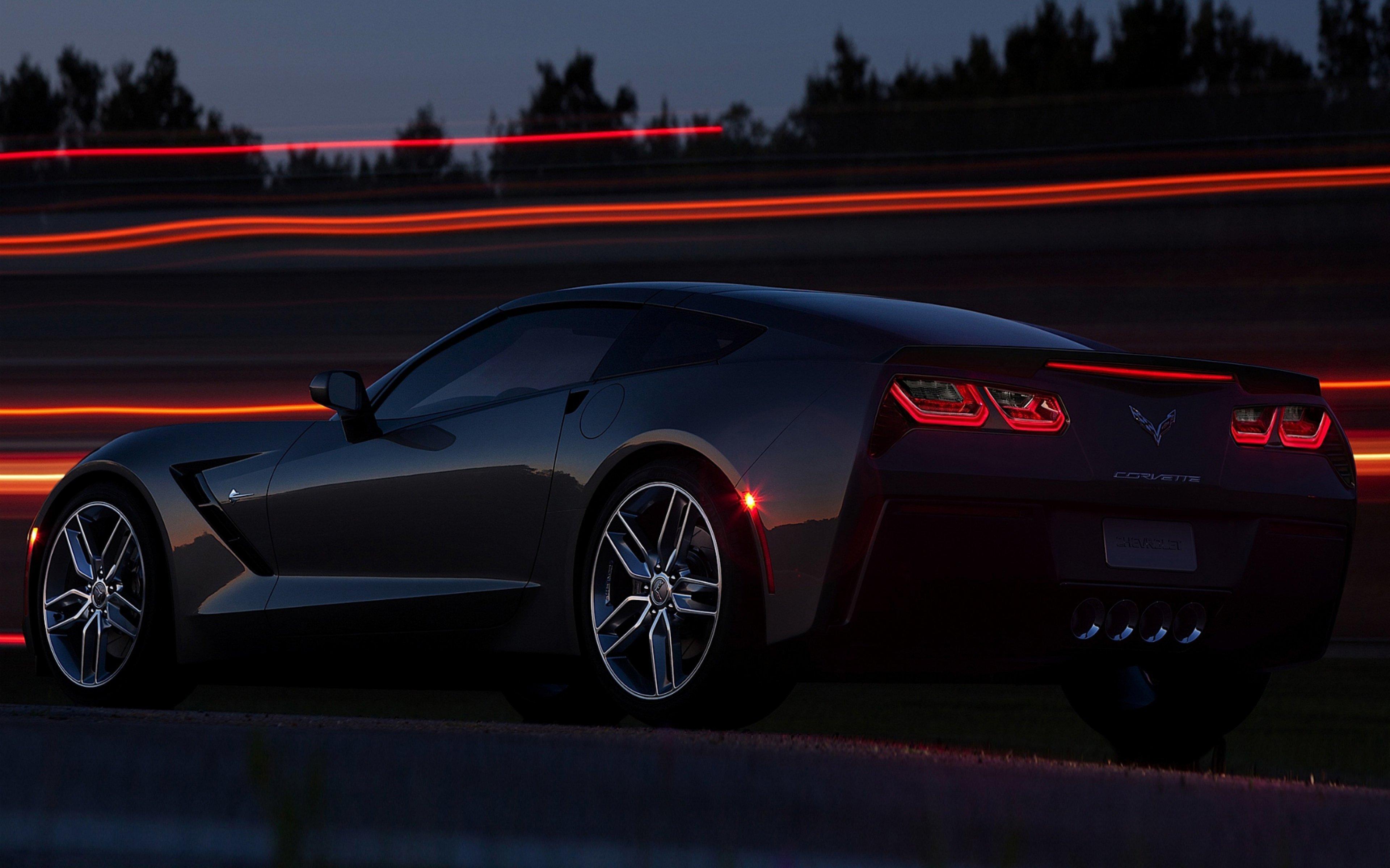 4k Corvette Wallpaper Wallpapersafari