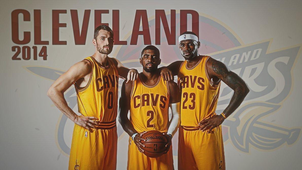 Cleveland Cavaliers Desktop Background by JamesSStudios 1191x670