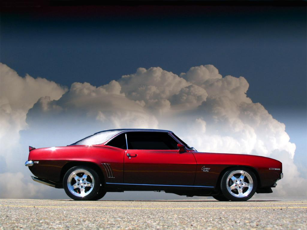 cars muscle cars 1024x768
