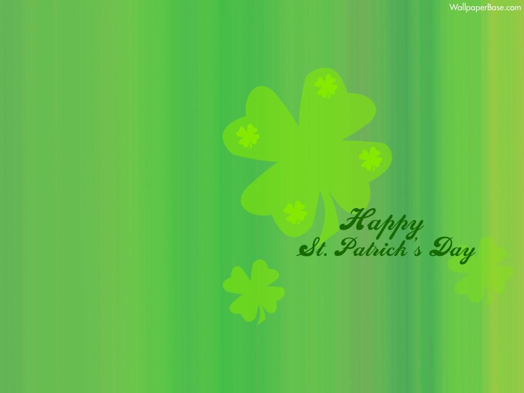 Festive St Patricks Day Wallpaper for Your Desktop 1024x768