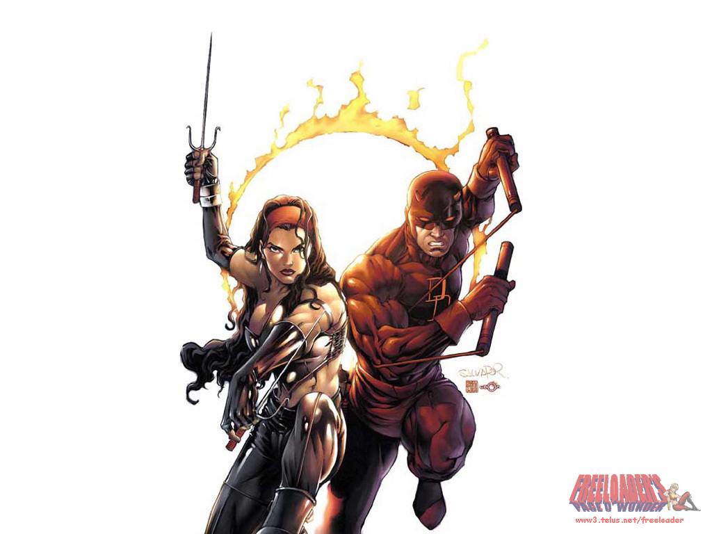 Marvel Comics 1024x768