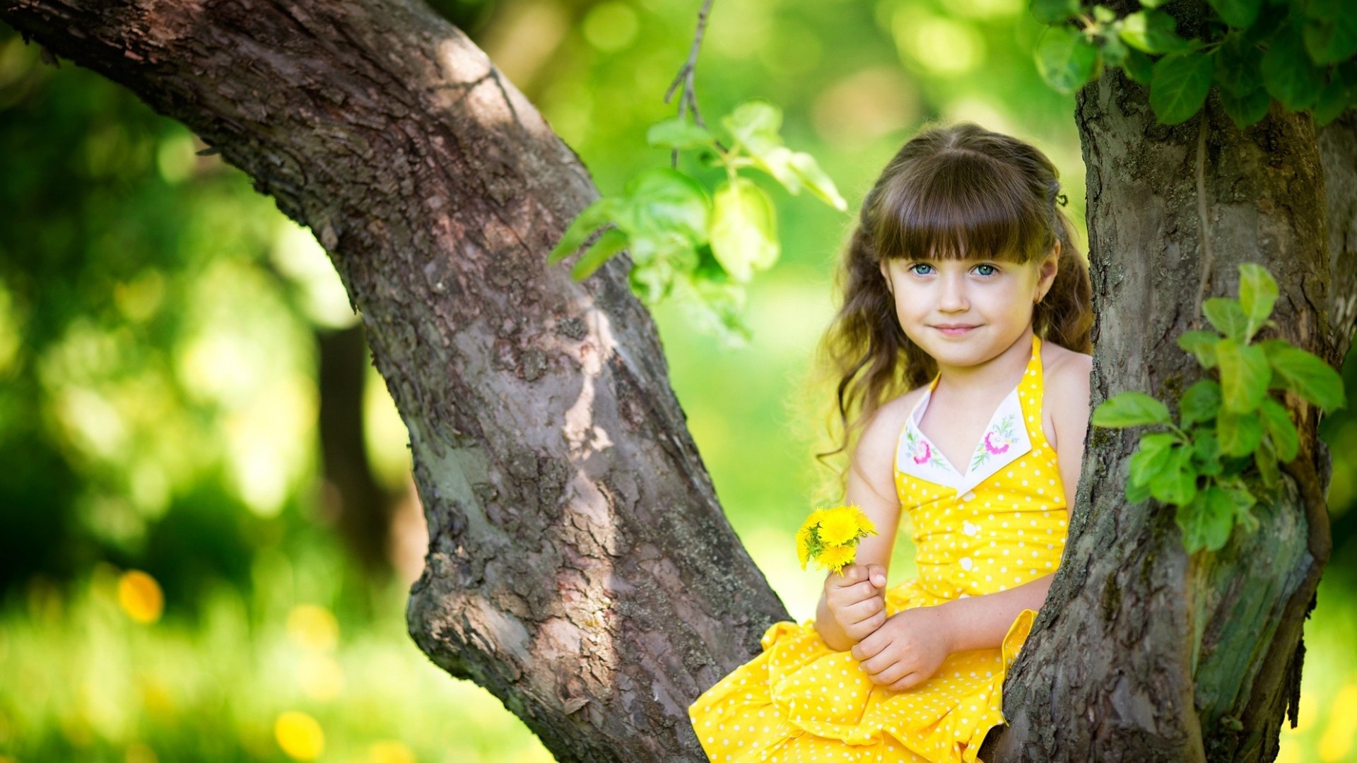 download Cute Baby Girl HD Wallpapers 2015 [1920x1080] for 1920x1080