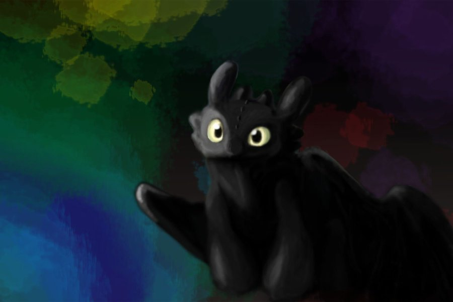 Cute Toothless Dragon Wallpaper Images Pictures   Becuo 900x600