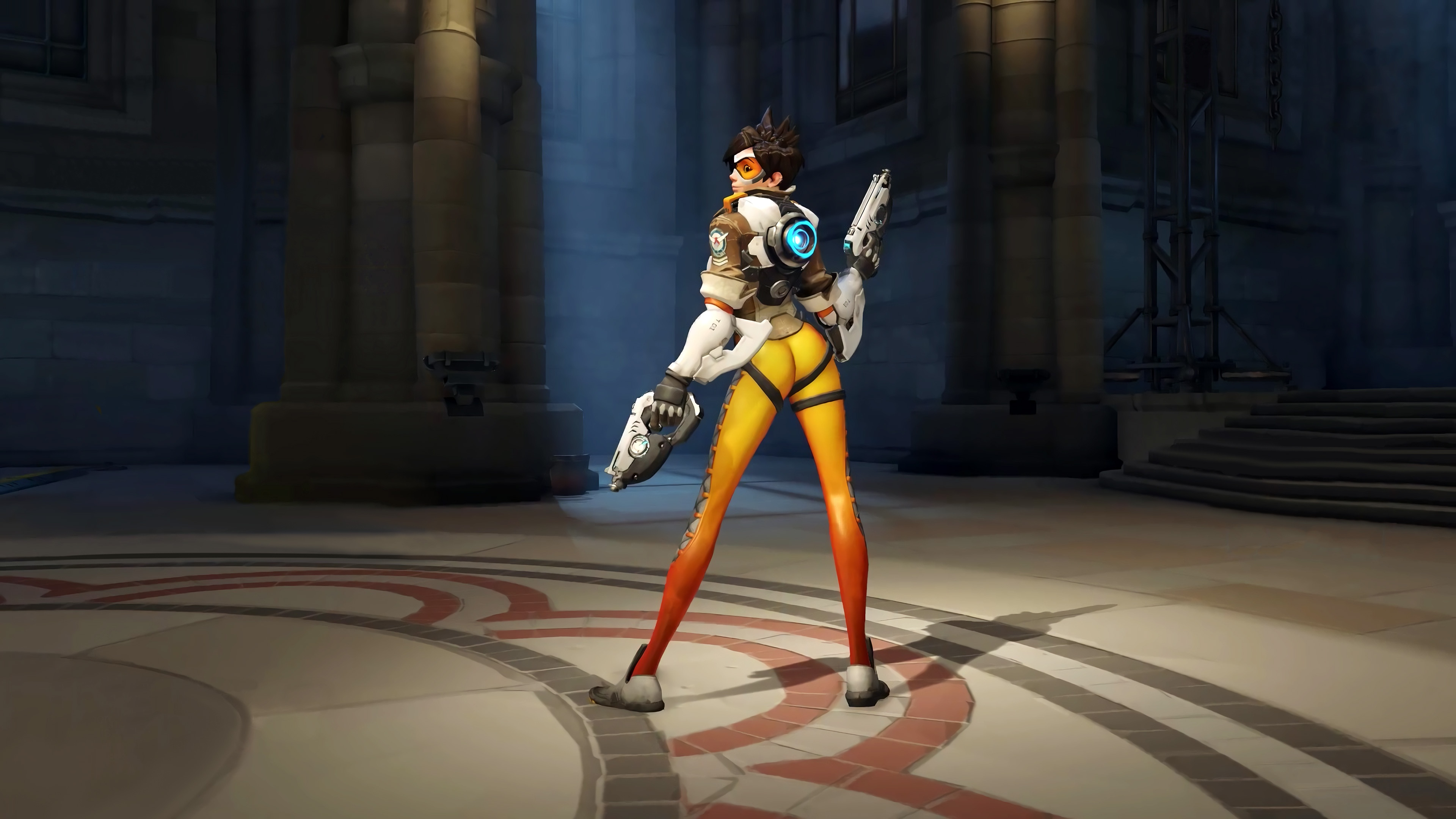 Tracer Overwatch 2016 Wallpapers HD Wallpapers 3840x2160
