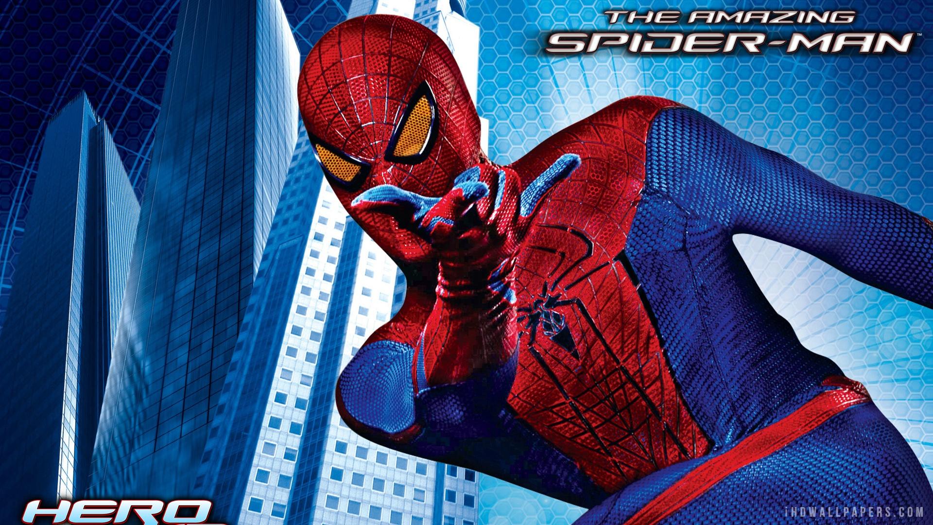 Spiderman HD Wallpaper 1920x1080 - WallpaperSafari
