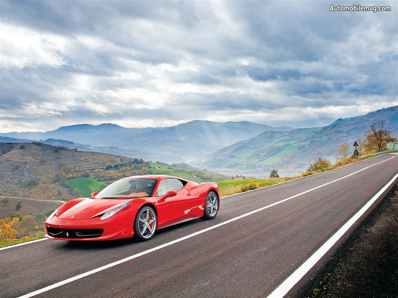 Ferrari road cars are Used as a symbol of luxury and wealth 1280x960