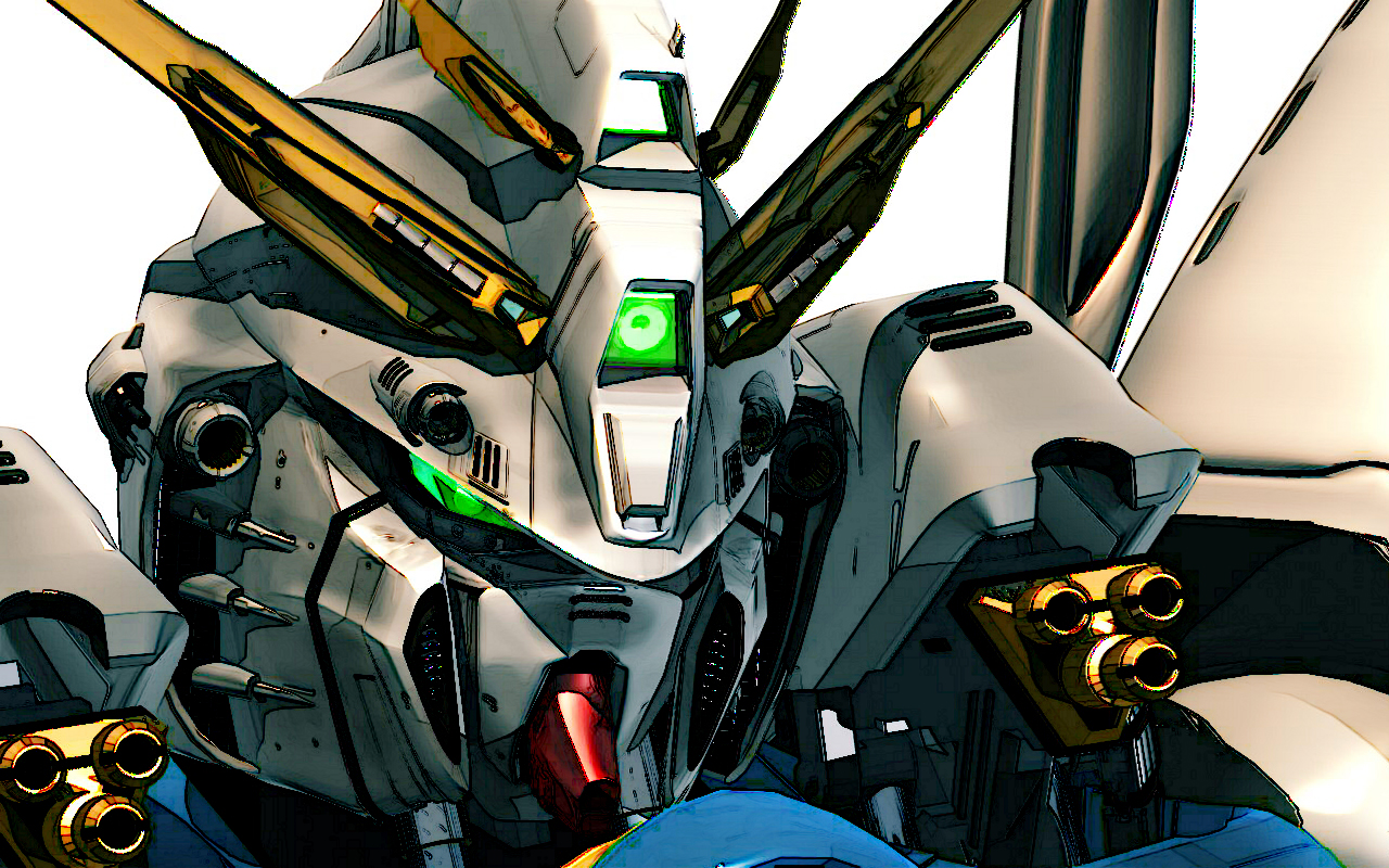 Gundam Computer Wallpapers Desktop Backgrounds 1280x800 1280x800
