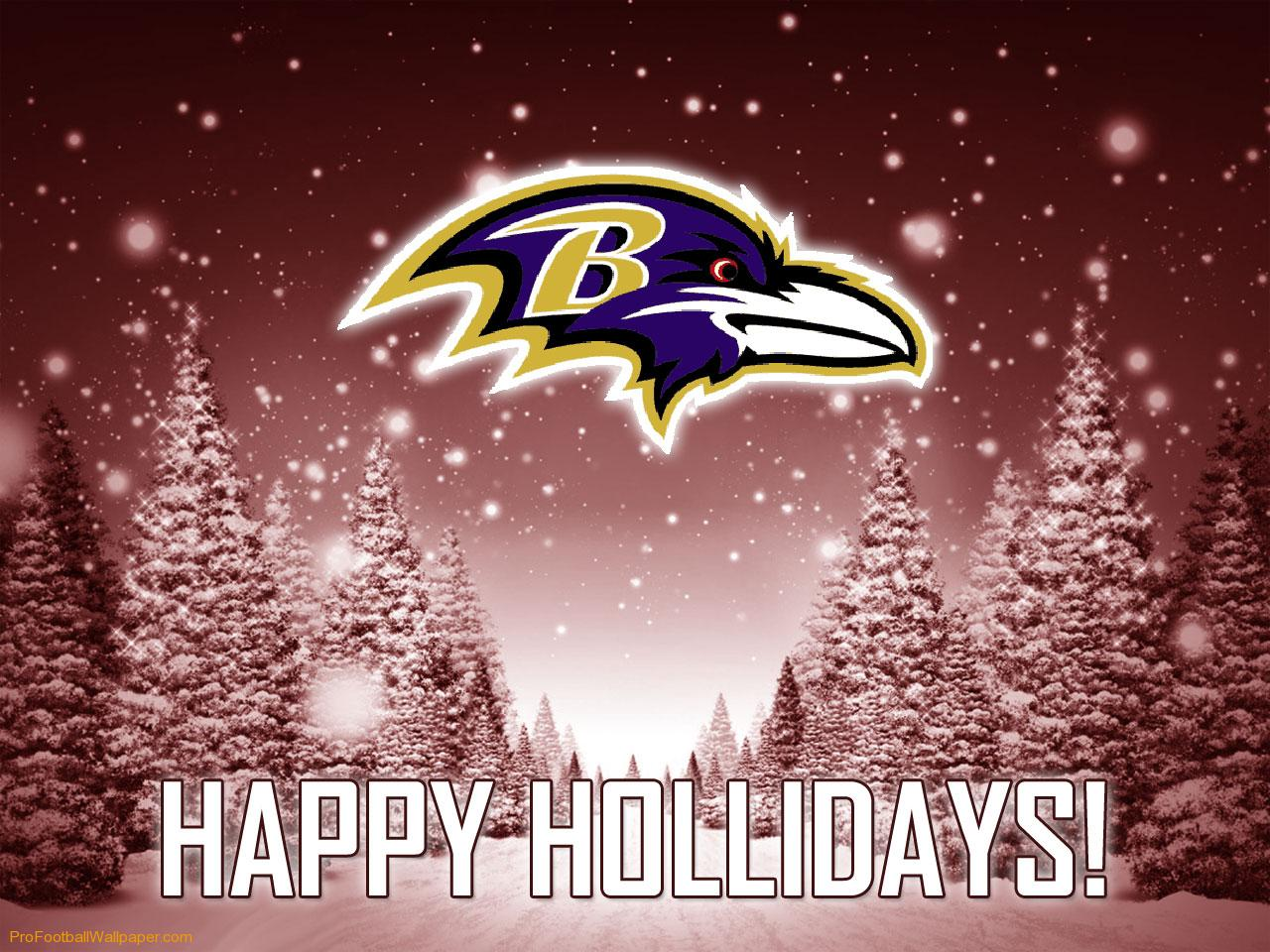 Baltimore Ravens Holidays Wallpaper 177612 HD Wallpaper Res 1280x960 1280x960