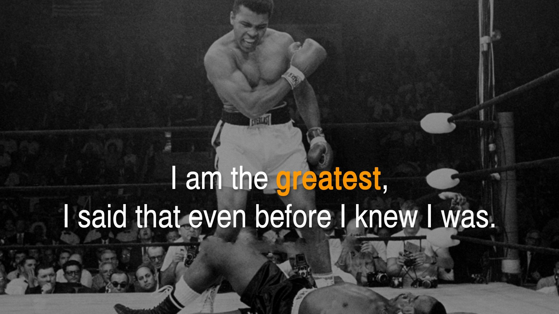 Muhammad Ali Quotes Wallpapers HD 1920x1080
