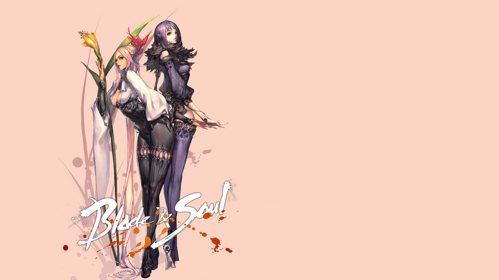 Soulwallpapers2 Blade Soul Video Game Wallpapers in Full HD 1600x900