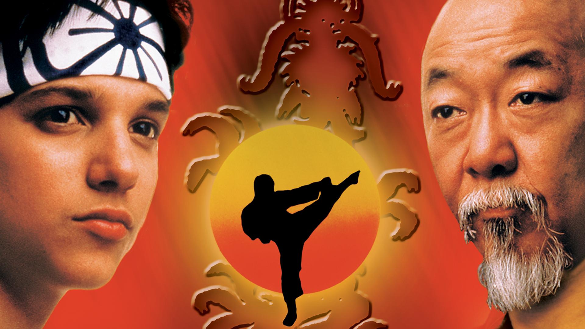The Karate Kid Part II Skycom 1920x1080
