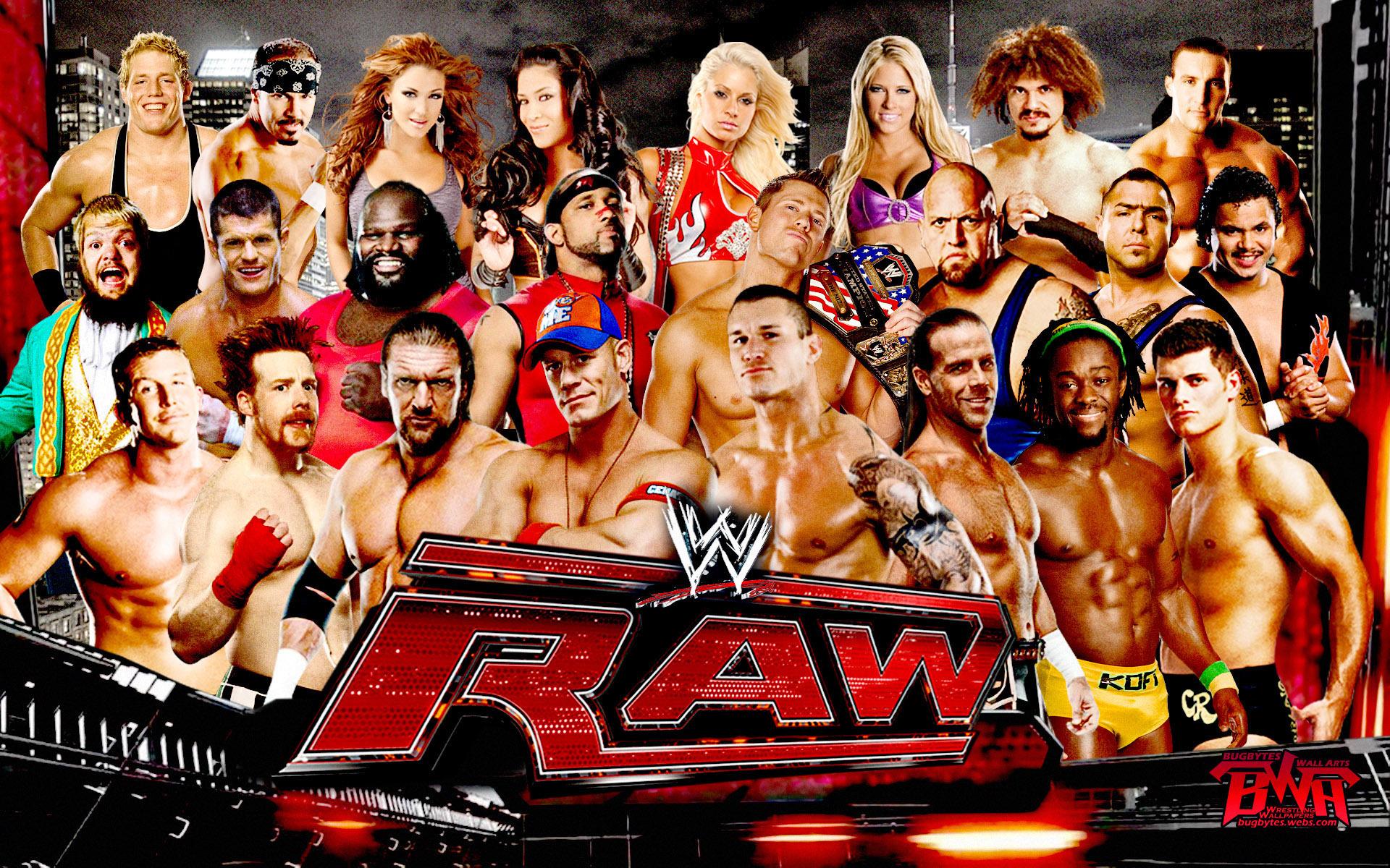 WWE images WWE Raw wallpaper photos 16933808 1920x1200