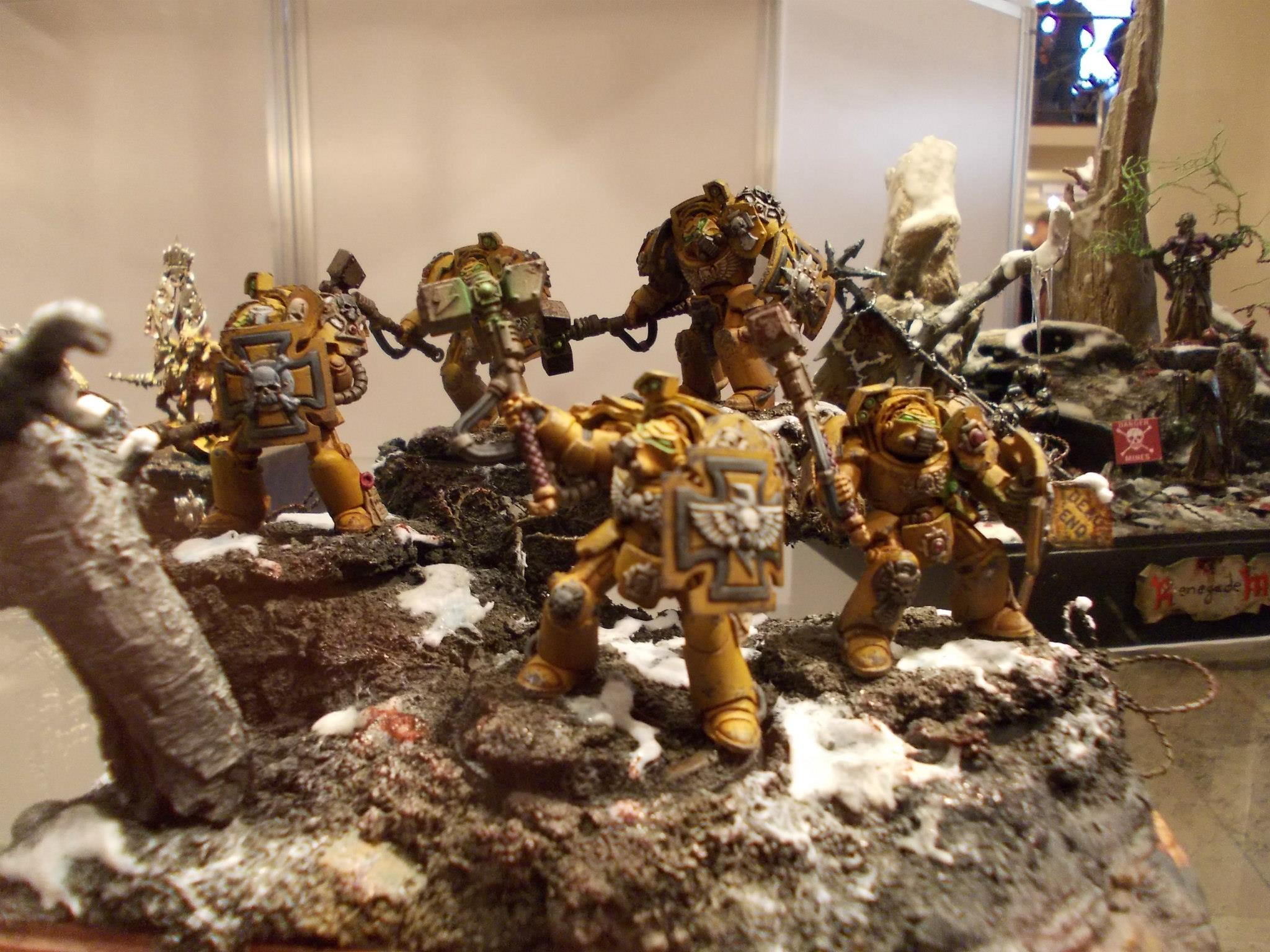 Imperial Fists Ramblings from The Trenches 2048x1536