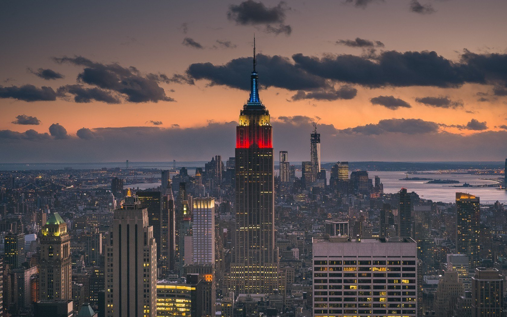 18 HD Empire State Building Wallpapers   HDWallSourcecom 1680x1050