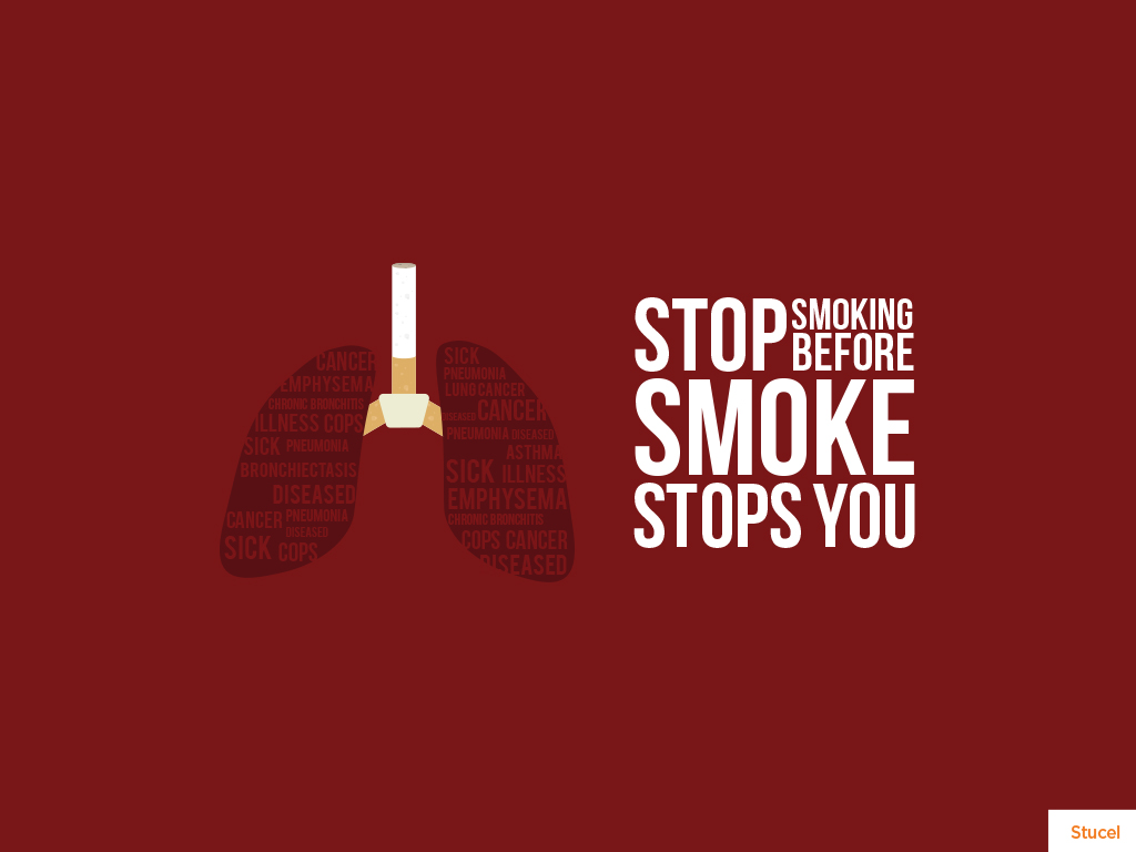 Stop Smoking Wallpapers posted by Michelle Tremblay 1024x768