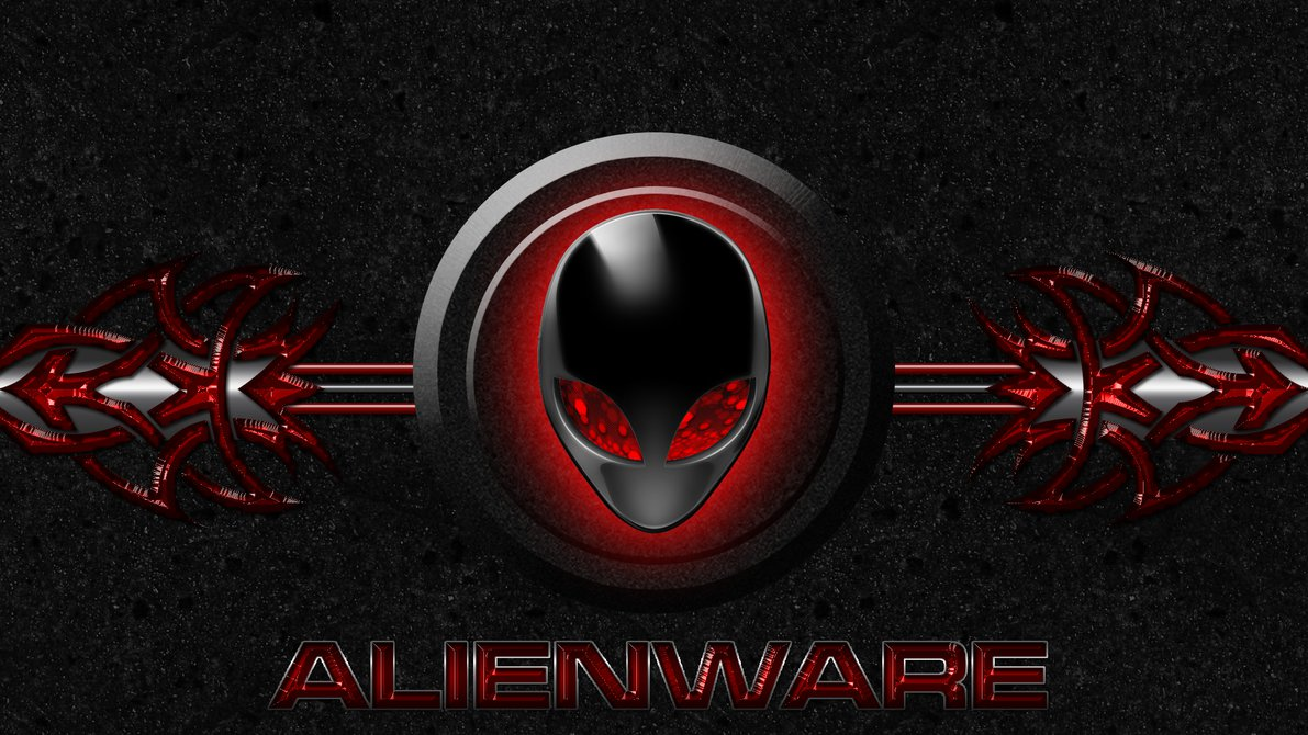 Alienware HD Wallpaper Red Logo AlienwareAlienware HD Wallpaper Red 1191x670