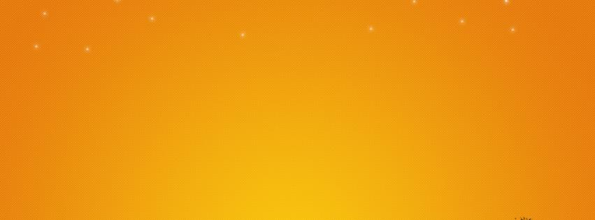 yellow sky fallen star moon abstract scene HD Wallpaper of Abstract 851x315