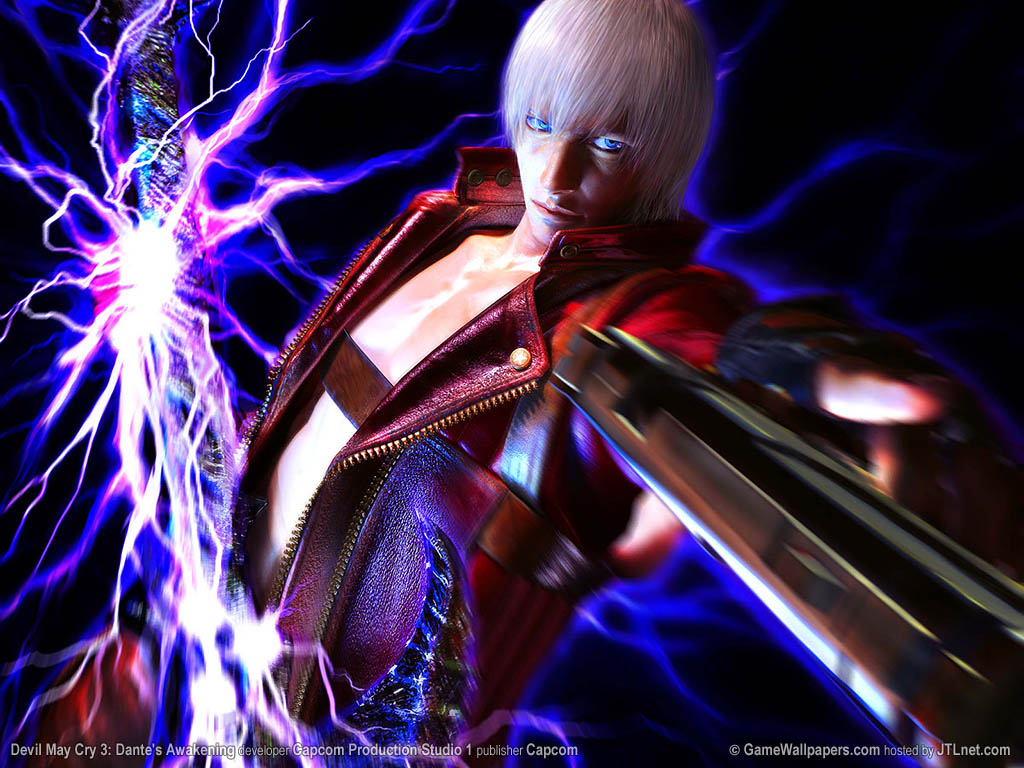 Devil may cry wallpapers hd wallpapersafari - Devil may cry hd pics ...