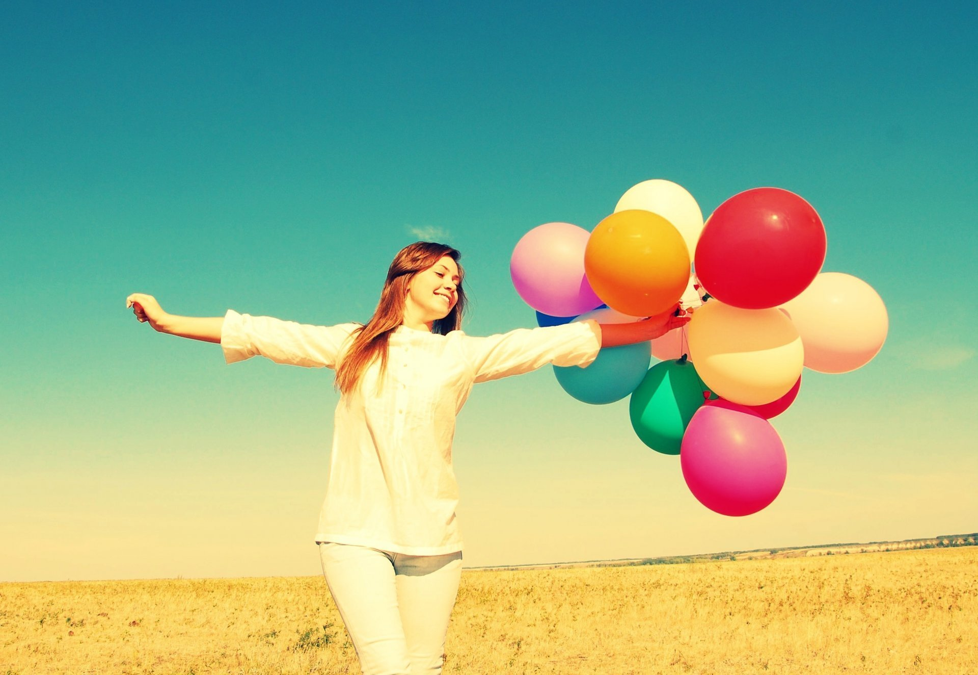 Free Download Mood Girl Hands Bulbs Balloons Color Colored Hands Freedom 1920x1324 For Your Desktop Mobile Tablet Explore 86 Happiness Hd Wallpapers Happiness Hd Wallpapers Happiness Wallpapers Happiness Quotes Wallpaper