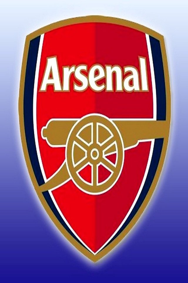 Arsenal download wallpaper for iPhone 640x960