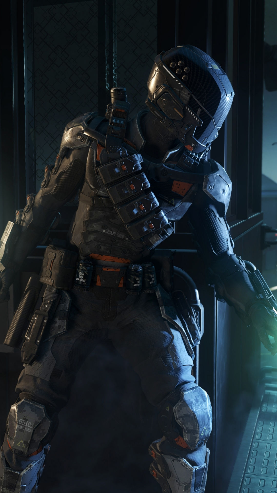 Free Download Black Ops 3 Spectre 1080x1920 For Your Desktop