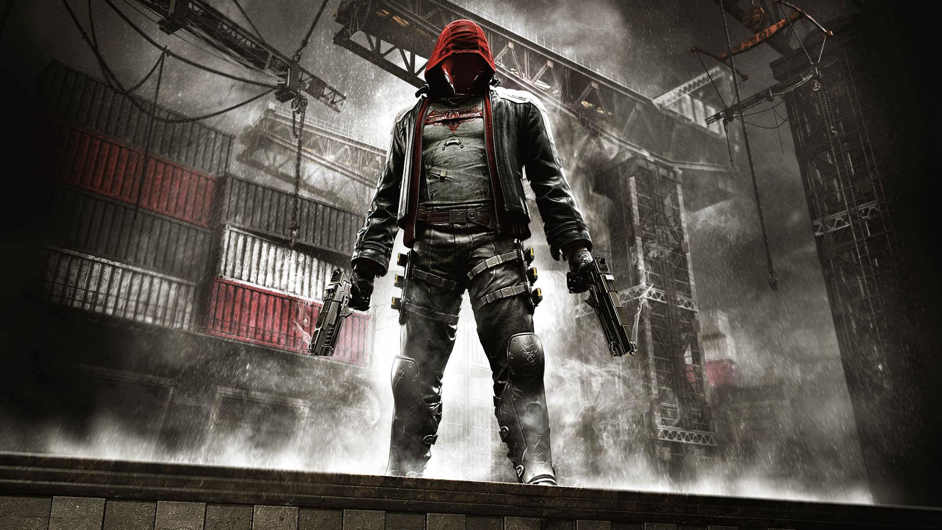 Batman Arkham Knight, Jason Todd, Guns, Hood wallpaper | Best HD ...