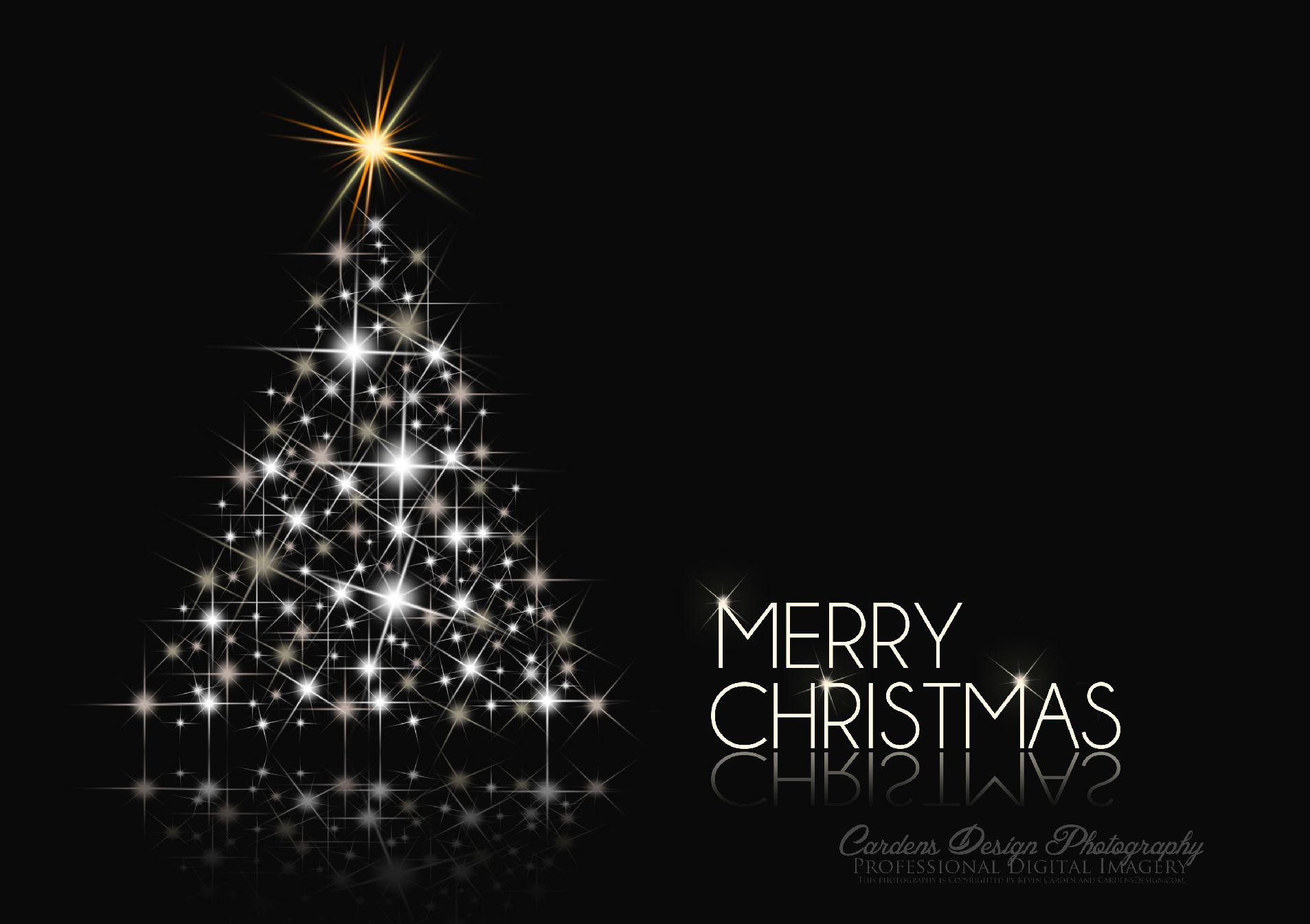 46+] Dark Christmas Wallpaper on WallpaperSafari