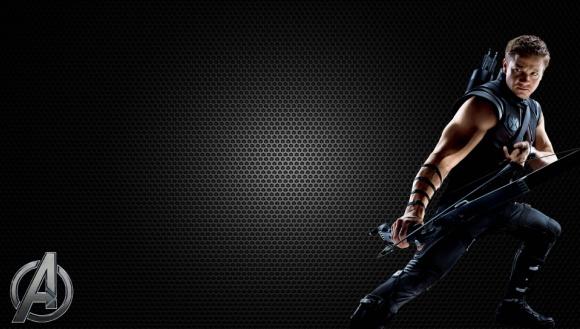 Avengers Hawkeye PS Vita Wallpaper 580x329