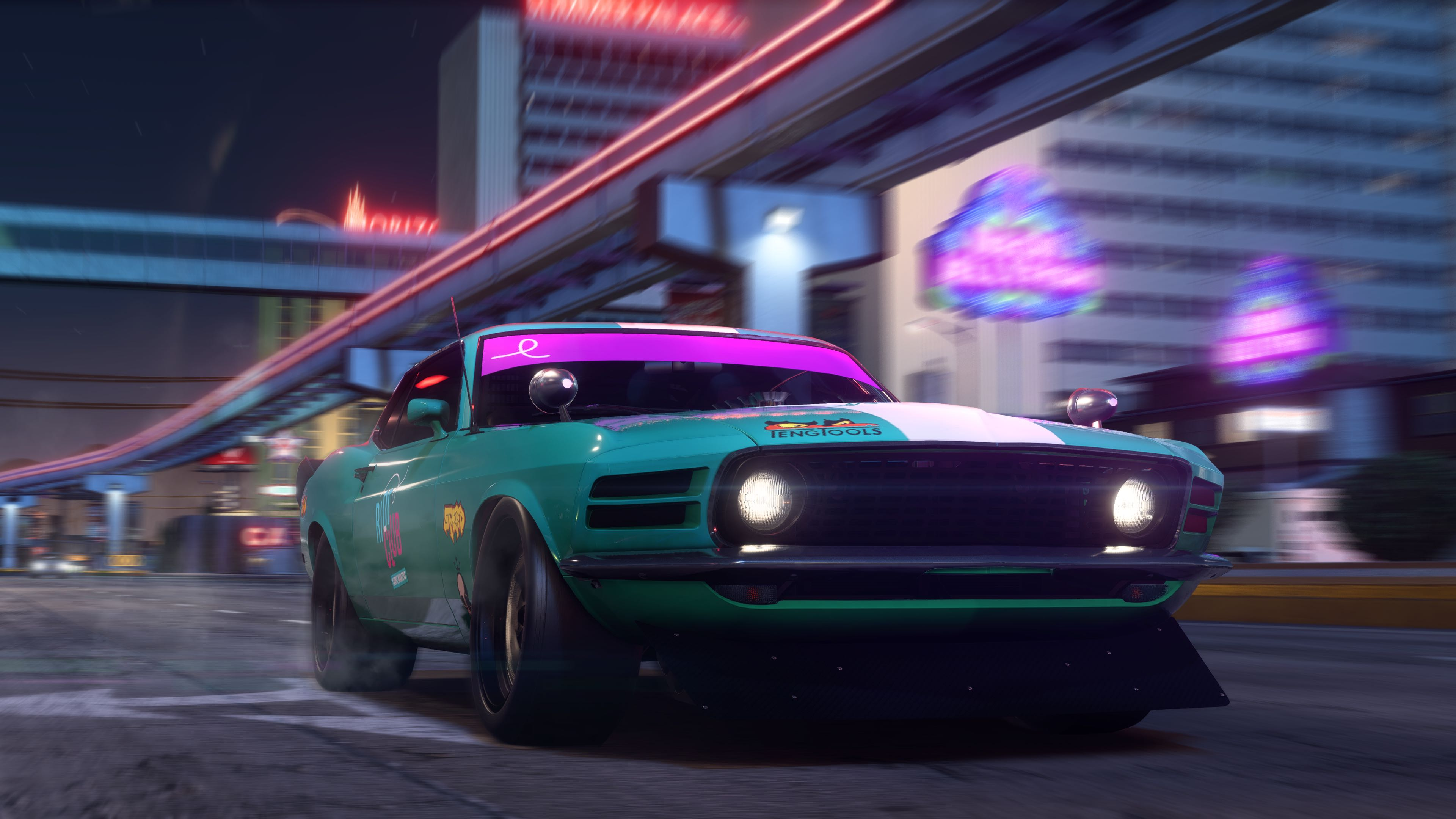 Riot Club Street Leagues Need Speed Payback 2017 4k 3840x2160