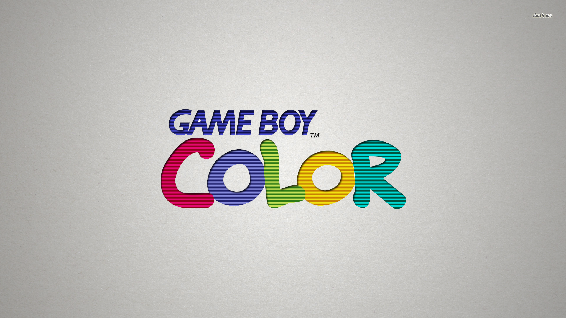Game Boy Color wallpaper 1280x800 Game Boy Color wallpaper 1366x768 1920x1080